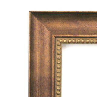 Copper Melody I Framed Wall Art
