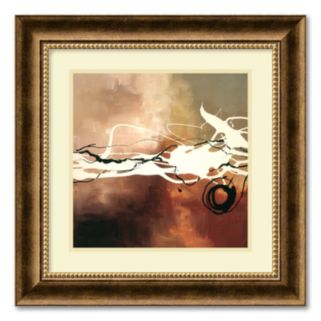 Copper Melody II Framed Wall Art