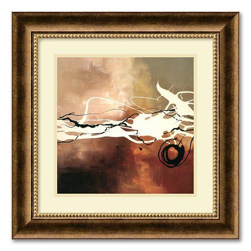 """Copper Melody II"" Framed Wall Art"