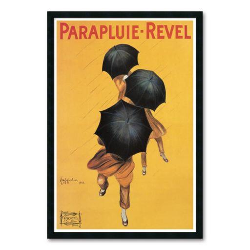 Parapluie - Revel Framed Wall Art