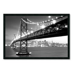 'San Francisco' Framed Wall Art