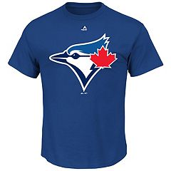 Men's Majestic Toronto Blue Jays Official Team Logo Tee