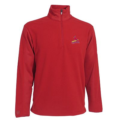 St. Louis Cardinals Fleece Pullover Jacket