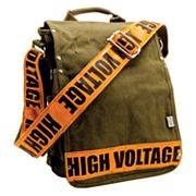 Ducti High Voltage Messenger Bag