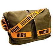 Ducti High Voltage Laptop Messenger Bag