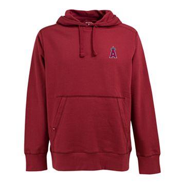 Men's Los Angeles Angels of Anaheim Signature Fleece Hoodie