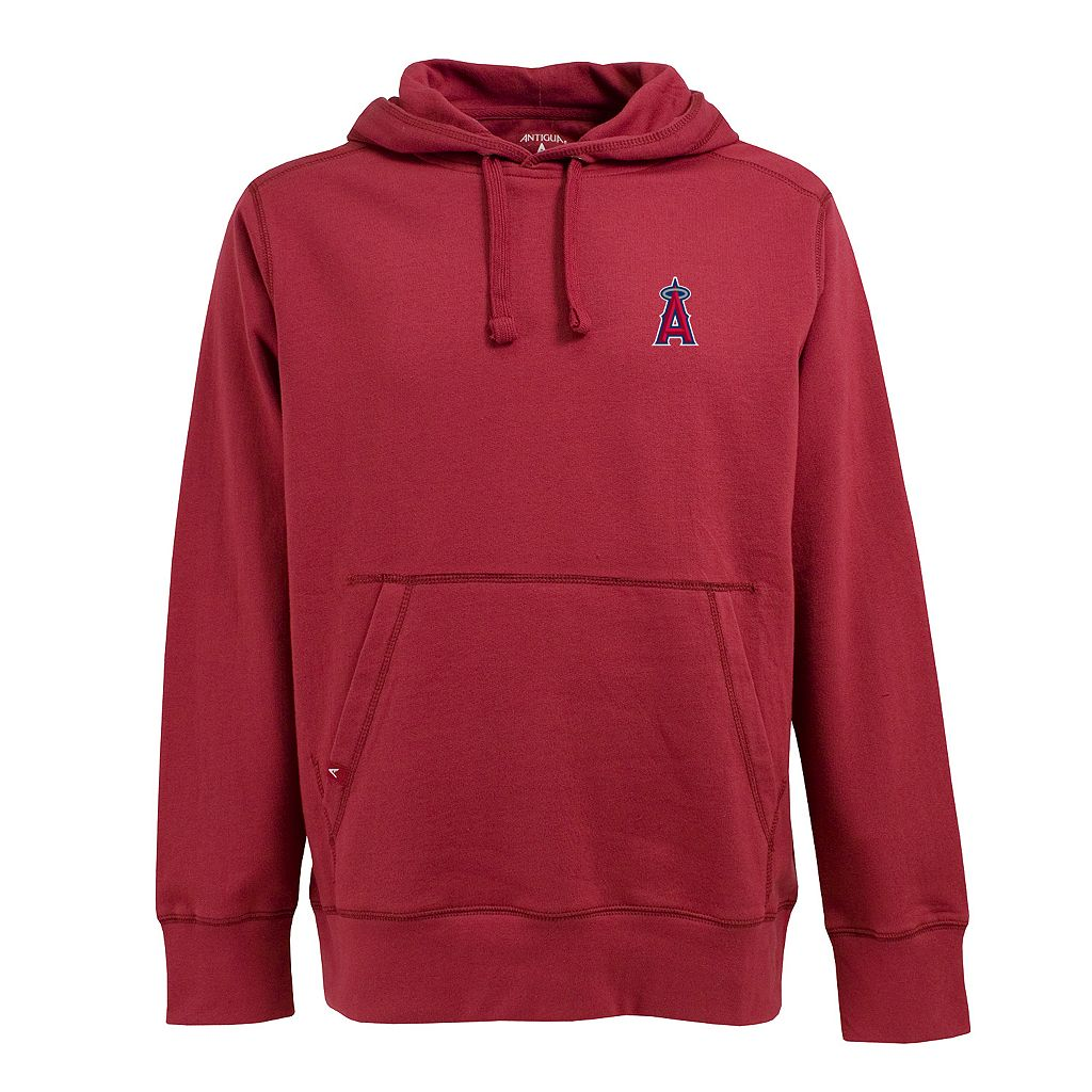 Men's Los Angeles Angels of Anaheim Signature Fleece Hoodie