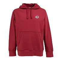 Men's Cincinnati Reds Signature Fleece Hoodie