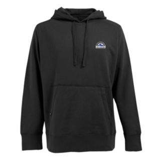Men's Colorado Rockies Signature Fleece Hoodie