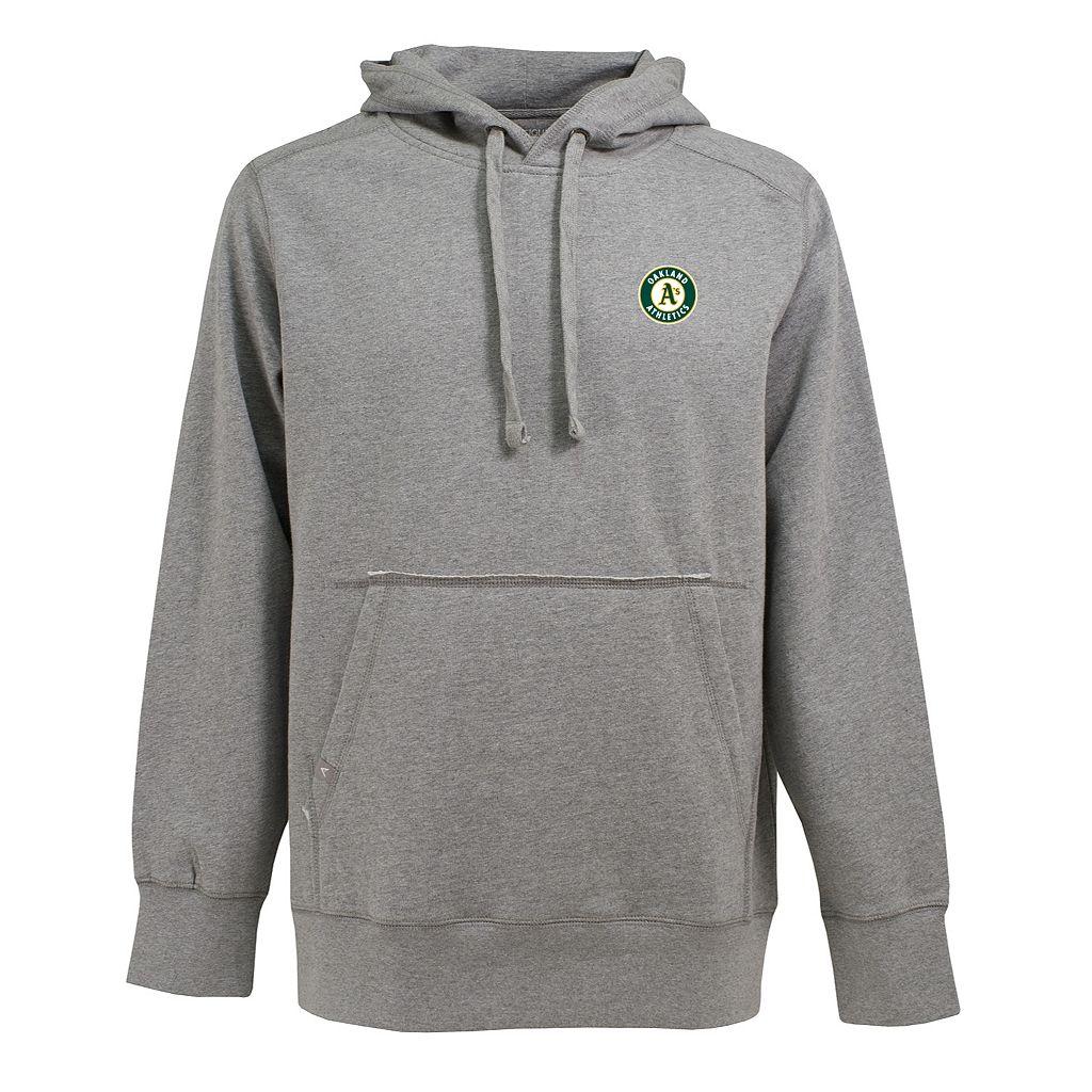 Men's Oakland Athletics Signature Fleece Hoodie
