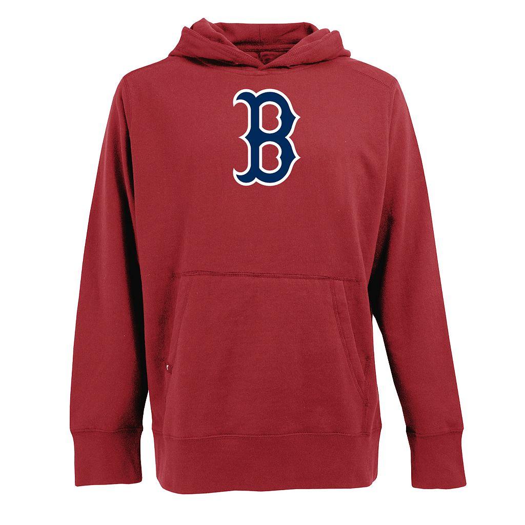 Men's Boston Red Sox Signature Fleece Hoodie