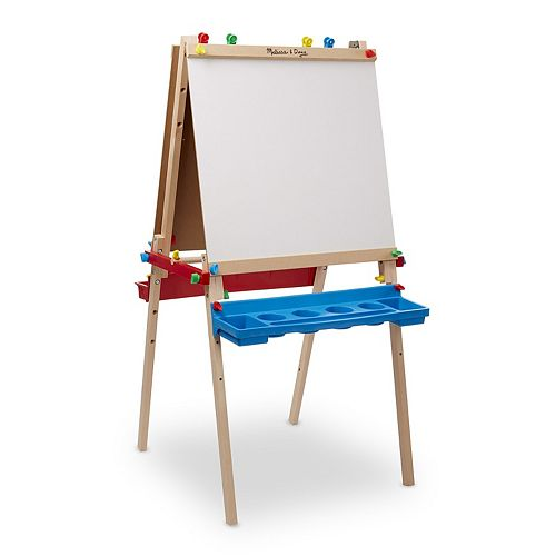 melissa and doug easel instructions