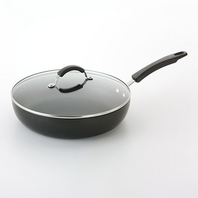 Food Network Hard-Anodized Skillet