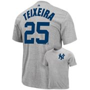 Majestic New York Yankees Mark Teixeira Tee
