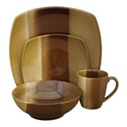 Sango Deco Gold 16-pc. Dinnerware Set