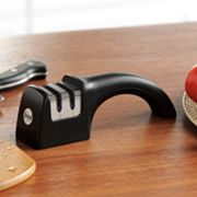 Food Network 2-Stage Manual Knife Sharpener