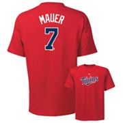 Majestic Minnesota Twins Joe Mauer Tee