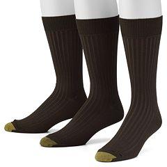 f38a955635c Men s GOLDTOE 3-pk. Canterbury Dress Socks