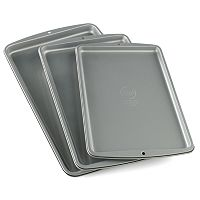 Food Network™ 3 pc Cookie Sheet Set