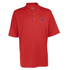 Men's Los Angeles Angels of Anaheim Exceed Performance Polo