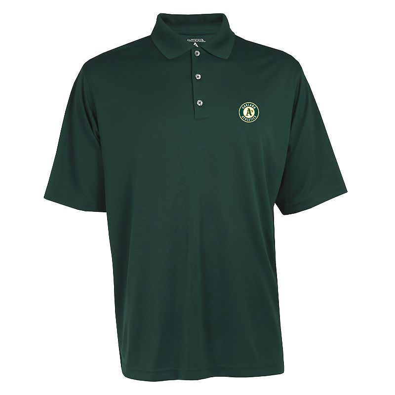 Oakland Athletics Exceed Performance Polo - Men (Green)