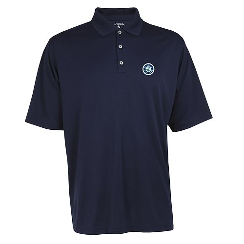 Men's Seattle Mariners Exceed Performance Polo