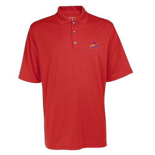 Men's St. Louis Cardinals Exceed Performance Polo