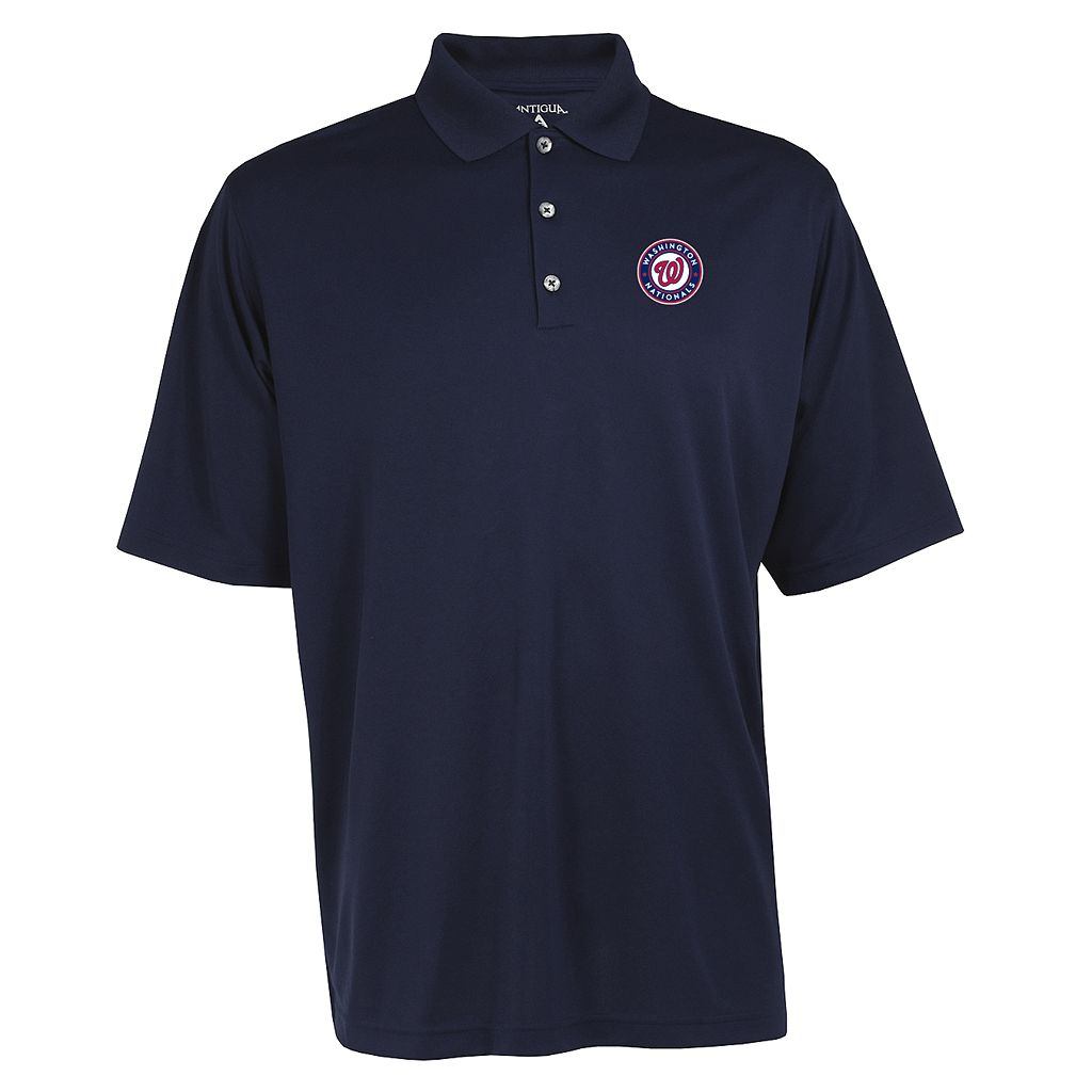 Men's Washington Nationals Exceed Performance Polo