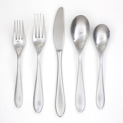 Food Network Basil 45-pc. Flatware Set