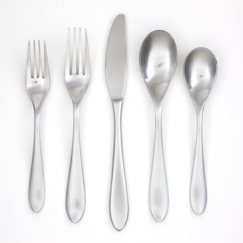 Food Network™ Basil 45-pc. Flatware Set