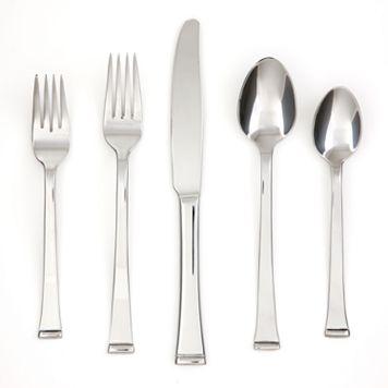 Food Network™ Sage 45-pc. Flatware Set