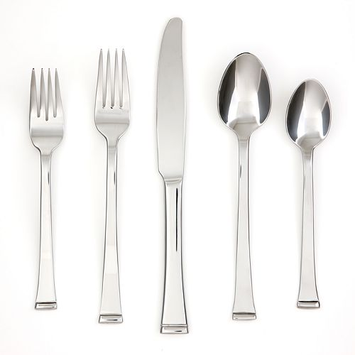 Food Network™ Sage 45-pc. Flatware Set