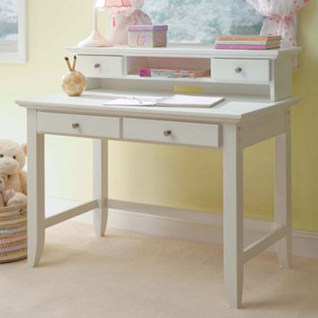 Naples Student Desk with Hutch