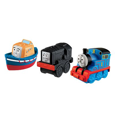 Thomas and Friends 3-pk. Bath Squirters by Fisher-Price