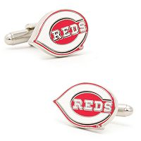 Cincinnati Reds Cuff Links