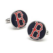 Boston Red Sox Logo Cuff Links