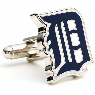 Detroit Tigers Cuff Links