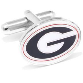 Georgia Bulldogs Cuff Links