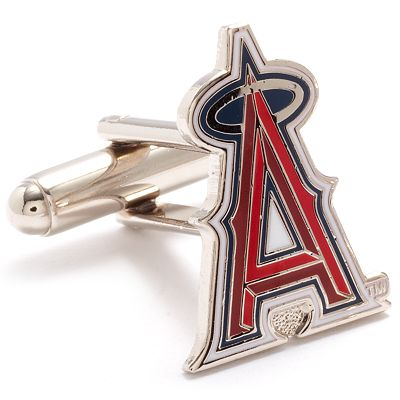 Los Angeles Angels of Anaheim Cuff Links
