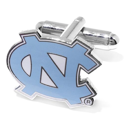 North Carolina Tar Heels Cuff Links