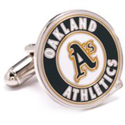 Oakland Athletics Cuff Links