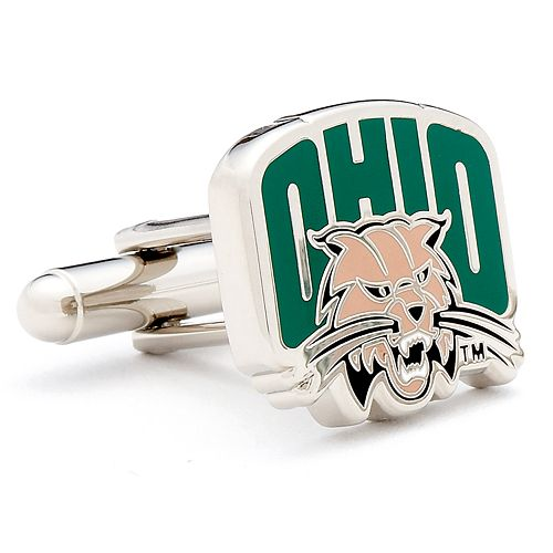 Ohio Bobcats Cuff Links