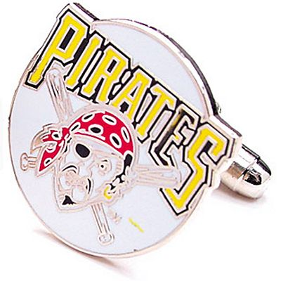 Pittsburgh Pirates Cuff Links