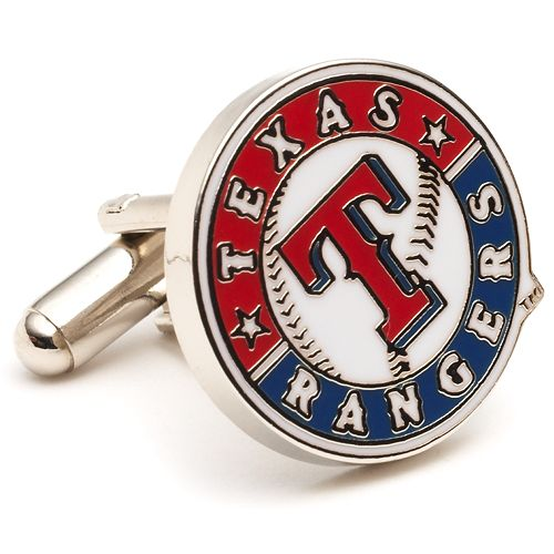 Texas Rangers Cuff Links