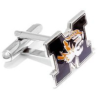 Missouri Tigers Cuff Links