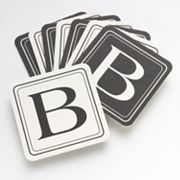 Food Network Monogram Coasters