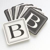 Food Network™ Monogram Coasters