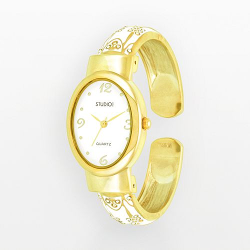 Studio Time Women's Cuff Watch