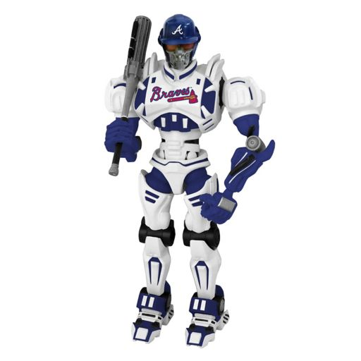 Atlanta Braves MLB Robot Action Figure