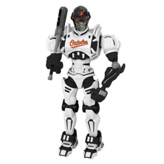 Baltimore Orioles MLB Robot Action Figure